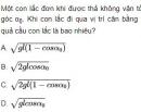 Bài 6 trang 17 SGK Vật lí 12