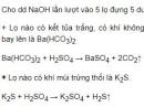 Bài 6 trang 174 sgk Hóa học lớp 12