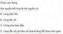Bài 6 trang 45 SGK Vật lí 12