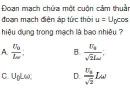 Bài 8 trang 74 sgk vật lý 12