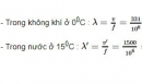 Bài 9 - Trang 55 - SGK Vật lí 12