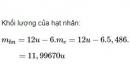 Bài 3 trang 180 SGK Vật lí 12