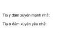Bài 3 trang 194 SGK Vật lí 12