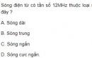 Bài 4 trang 115 SGK Vật lí 12