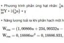 Bài 5 trang 198 SGK Vật lí 12