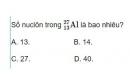Bài 6 trang 180 sgk Vật lí 12