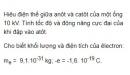 Bài 6 trang 146 SGK Vật lí 12