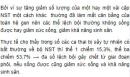 Câu hỏi thảo luận số 1 trang 30 SGK Sinh 12