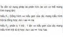Bài 4 trang 37 SGK Sinh 12