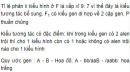 Bài 2 trang 45 SGK Sinh 12