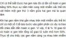 Bài 4 trang 49 SGK Sinh 12