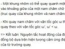 Bài 1 trang 97 SGK Vật lí 12