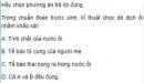 Bài 4 trang 96 SGK Sinh 12