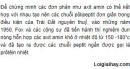 Bài 2 trang 139 SGK Sinh 12