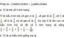 Bài 2 trang 66 SGK Sinh 12