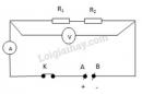 Bài 1 trang 17 SGK Vật lí 9