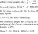 Bài 1 trang 40 SGK Vật lí 9
