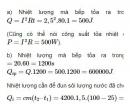 Bài 1 trang 47 SGK Vật lí 9