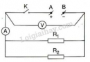 Bài C1 trang 14 sgk vật lí 9