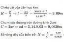 Bài C10 trang 30 SGK Vật lí 9