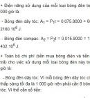 Bài C12 trang 53 SGK Vật lí 9