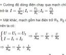 Bài C3 trang 15 sgk vật lí 9