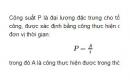 Bài C4 trang 38 SGK Vật lí 9
