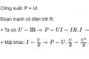 Bài C5 trang 36 SGK Vật lí 9