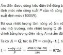 Bài C5 trang 45 SGK Vật lí 9