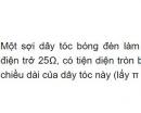 Bài C6 trang 27 sgk vật lí 9