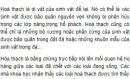 Bài 1 trang 143 SGK Sinh 12