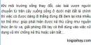 Bài 1 trang 148 SGK Sinh 12