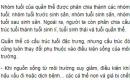 Bài 2 trang 165 SGK Sinh 12
