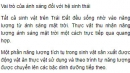 Bài 1 trang 203 SGK Sinh 12