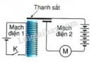 Bài C1 trang 71 SGK Vật lí 9