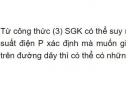 Bài C1 trang 99 SGK Vật lí 9