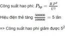 Bài C4 trang 99 SGK Vật lí 9