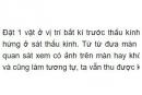 Bài C1 trang 122 SGK Vật lí 9