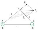 Bài 13 trang 21 SGK Vật lí 11