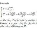Bài 5 trang 10 SGK Vật lí 11