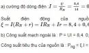 Bài 5 trang 54 SGK Vật lí 11