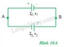 Bài 5 trang 58 SGK Vật lí 11
