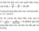 Bài 6 trang 54 SGK Vật lí 11