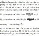 Bài 8 trang 93 SGK Vật lí 11