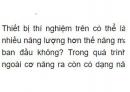 Bài C3 trang 157 SGK Vật lí 9