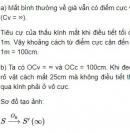Bài 10 trang 203 SGK Vật lí 11
