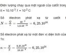 Bài 10 trang 99 sgk vật lí 11