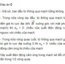 Bài 3 trang 152 SGK Vật lí 11