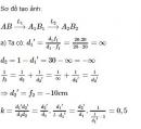 Bài 3 trang 195 SGK Vật lí 11