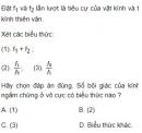 Bài 5 trang 216 SGK Vật lí 11
